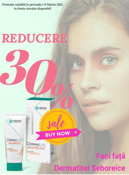 DermaLite 30% 1-8 Martie