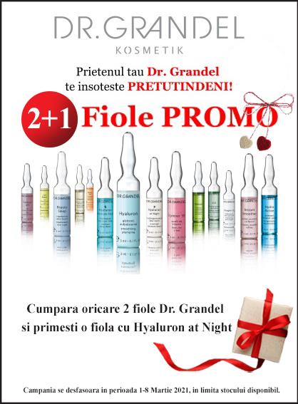 Dr Grandel 1 - 8 Martie
