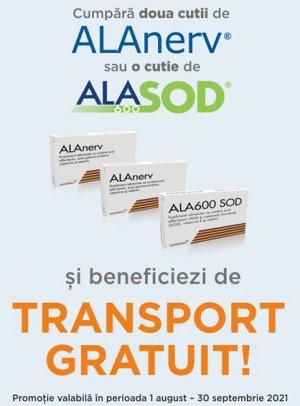 Alanerv si Ala600 SOD August - Septembrie