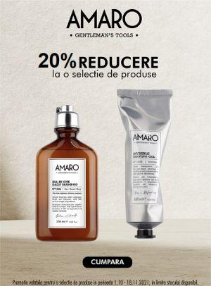 Promotie Amaro 20% Reducere