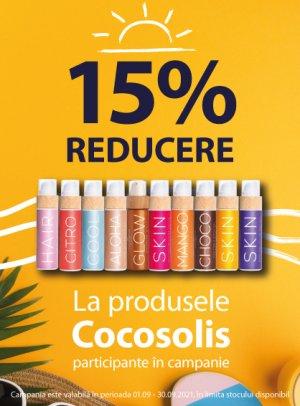 Cocosolis Sales Motion - Septembrie