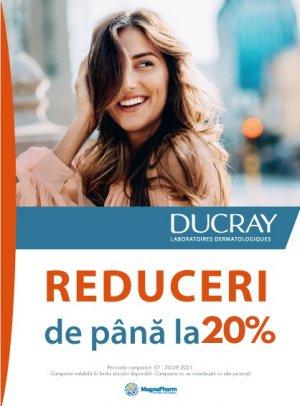 Ducray 20% Septembrie