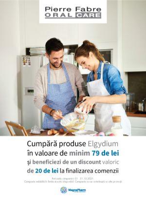 Promotie Elgydium Reducere