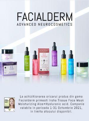 Promotie Facialderm Produs Bonus