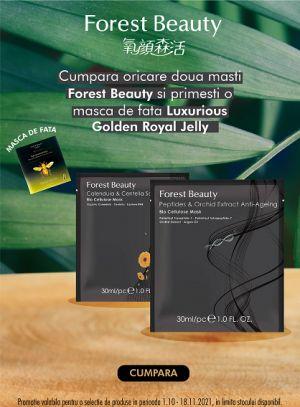 Promotie Forest Beauty Produs Bonus