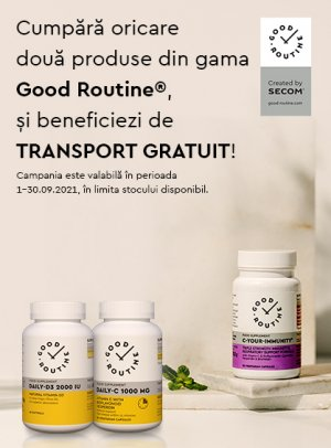 Good Routine Septembrie LO