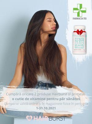 Promotie Hair Burst Produs Bonus Octombrie