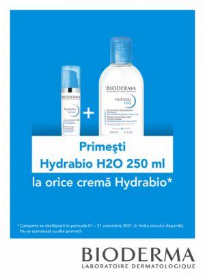 Promotie Hydrabio Apa Micelara Produs Bonus Octombrie