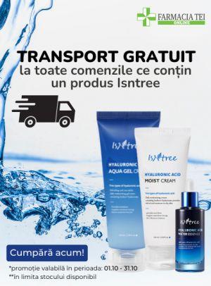 Promotie Isntree Transport gratuit Octombrie