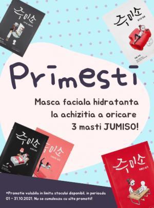Promotie Jumiso Produs Bonus Octombrie
