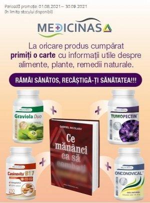Medicinas August-Septembrie