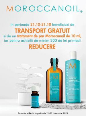 Promotie Moroccanoil Reducere