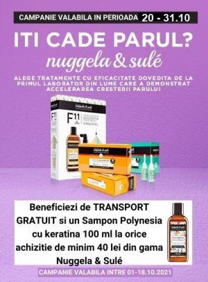 Promotie Nuggela Produs Bonus