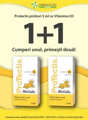 Protectis D3 1+1