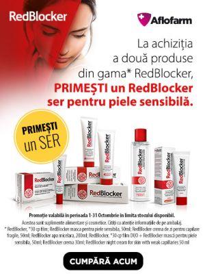 Promotie RedBlocker Produs Bonus