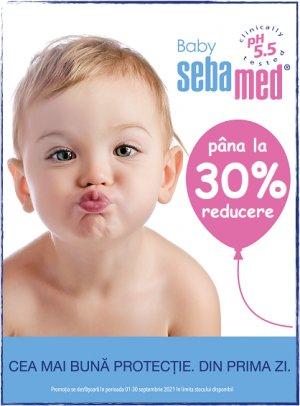 Sebamed Baby Septembrie
