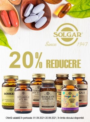 Solgar 20% Hello Autumn
