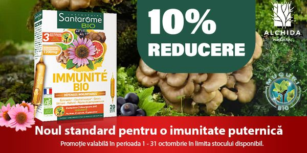 Promotie Alchida 10% Reducere Octombrie