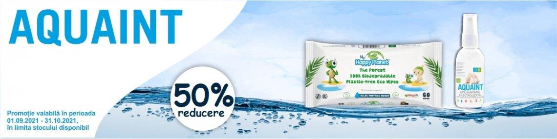 Aquaint 50% Septembrie-Octombrie