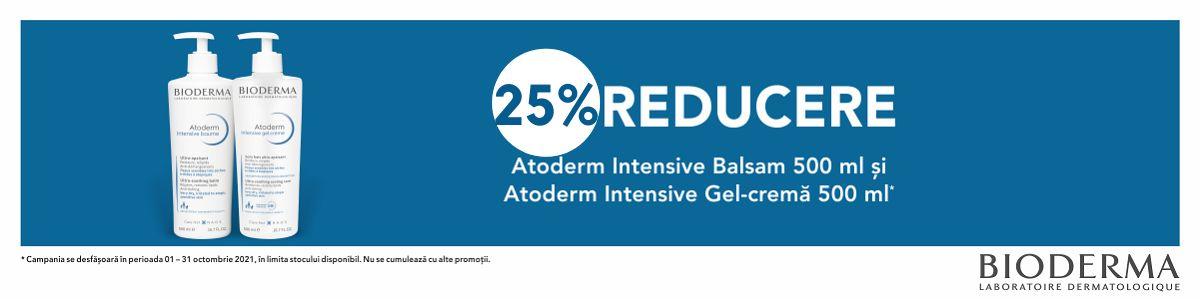 Promotie Atoderm 25% Reducere Octombrie