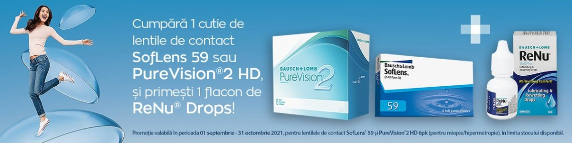 Bausch Lomb Septembrie - Octombrie