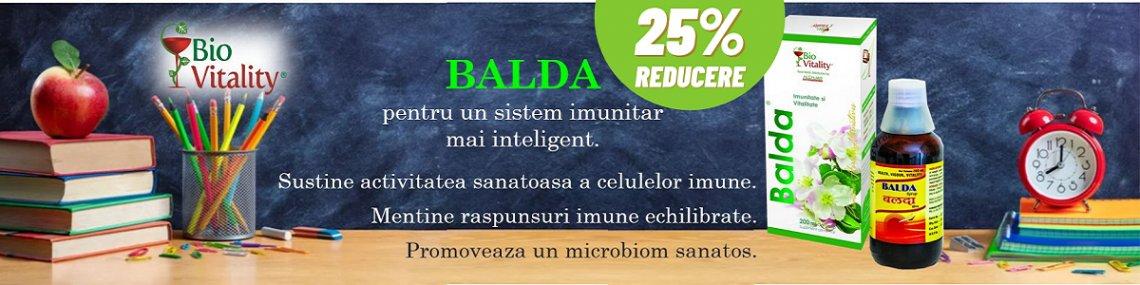 Bio Vitality 25% Septembrie