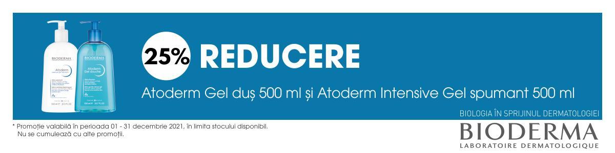 Bioderma Atoderm 25% Septembrie