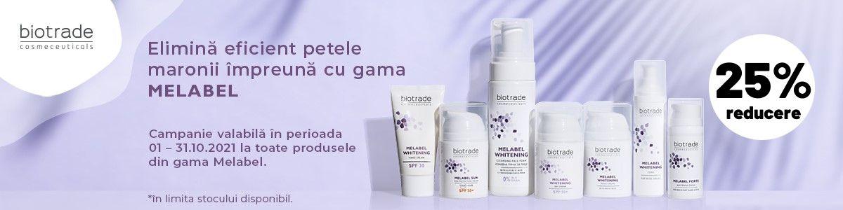 Promotie Biotrade 25% Reducere Octombrie