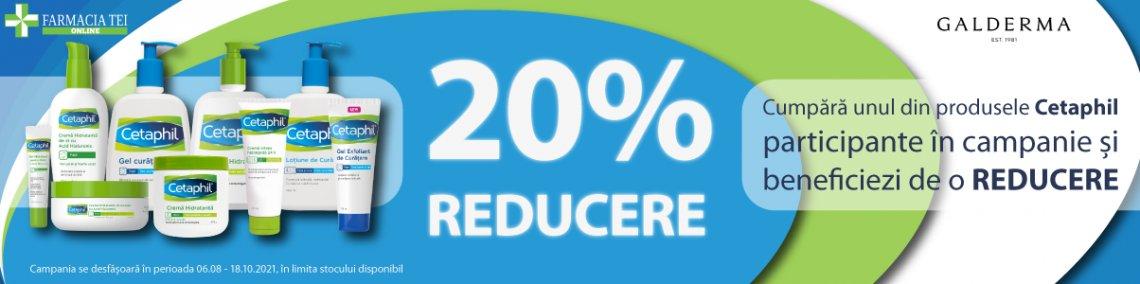 Cetaphil 20% August