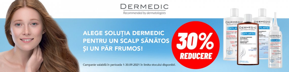 Dermedic 30% Septembrie