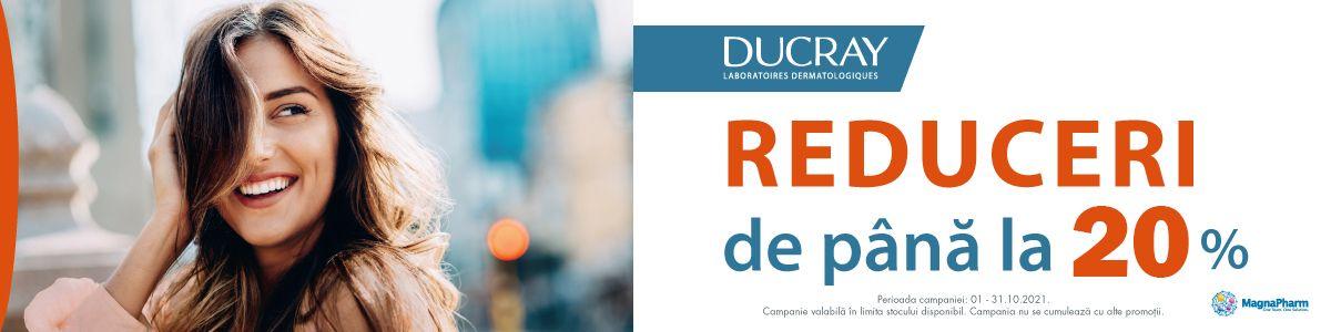 Promotie Ducray 20% Reducere