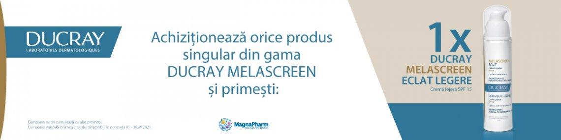 Ducray Melascreen Septembrie