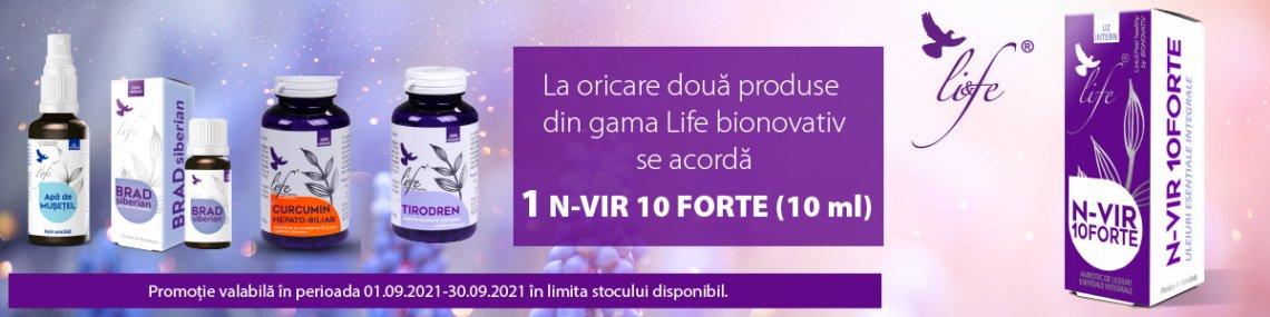 DVR Life Septembrie