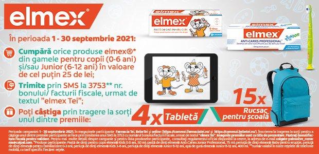 Elmex Septembrie