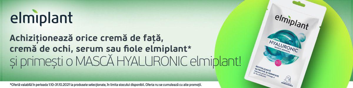 Promotie Elmiplant Produs Bonus Octombrie