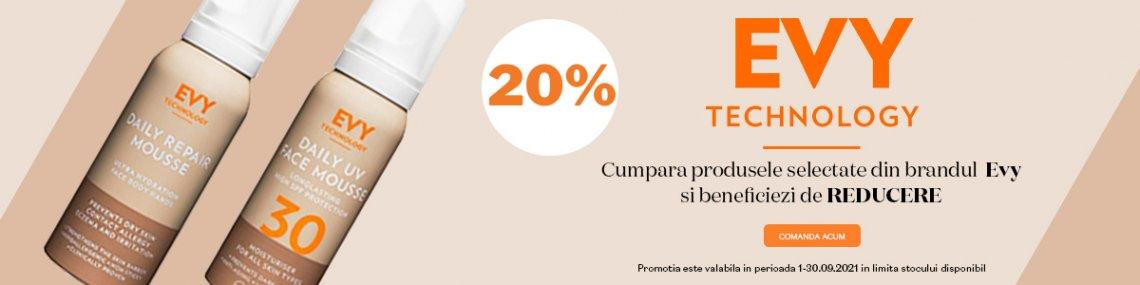 Evy 20% Septembrie