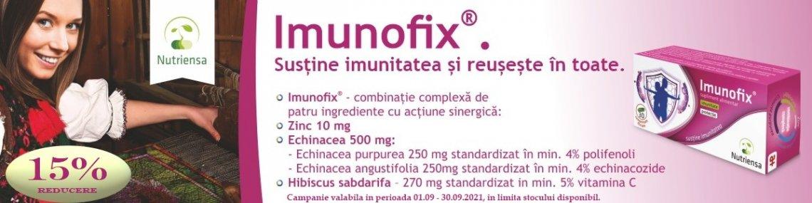 Imunofix Septembrie 15%