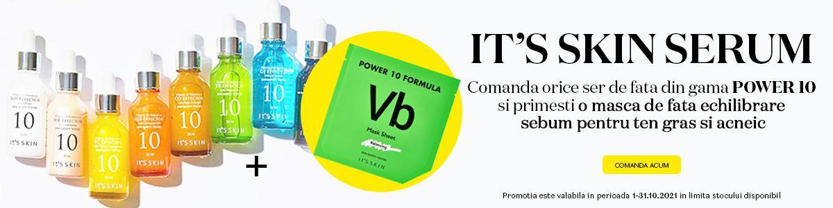 Promotie Its Skin Produs Bonus