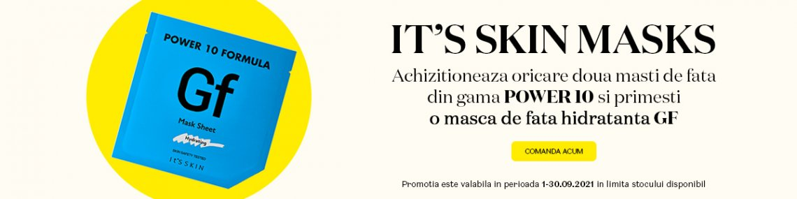 Its Skin Power 10 Septembrie