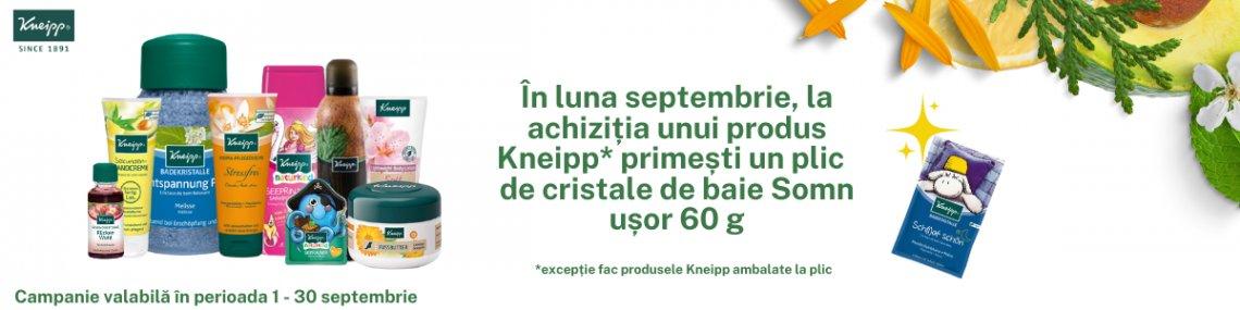 Kneipp Septembrie