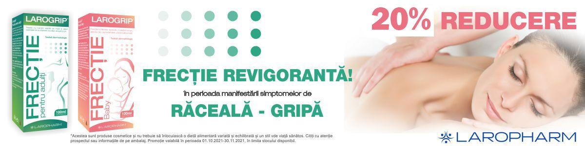 Promotie Laropharm 20% Reducere Octombrie-Noiembrie