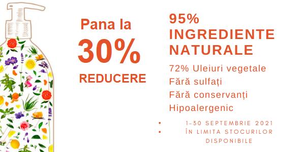 LCB Sapun de Marsilia - Campanie Informativa Septembrie