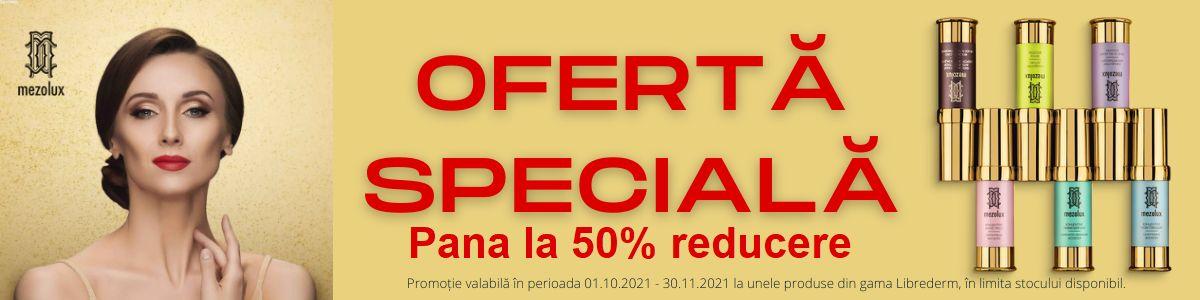 Promotie Librederm pana la 50% Reducere