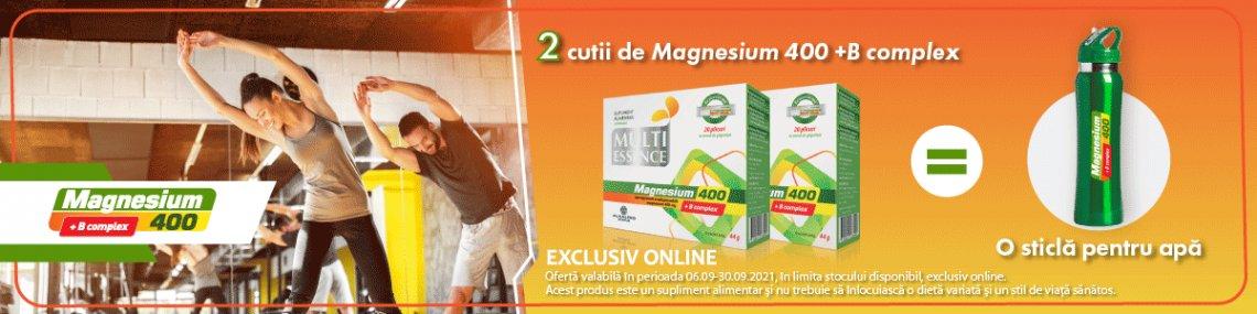 Magnezium Livrare Exclusiv Curier