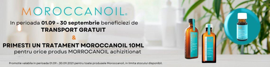 Moroccan Oil Tratament Septembrie