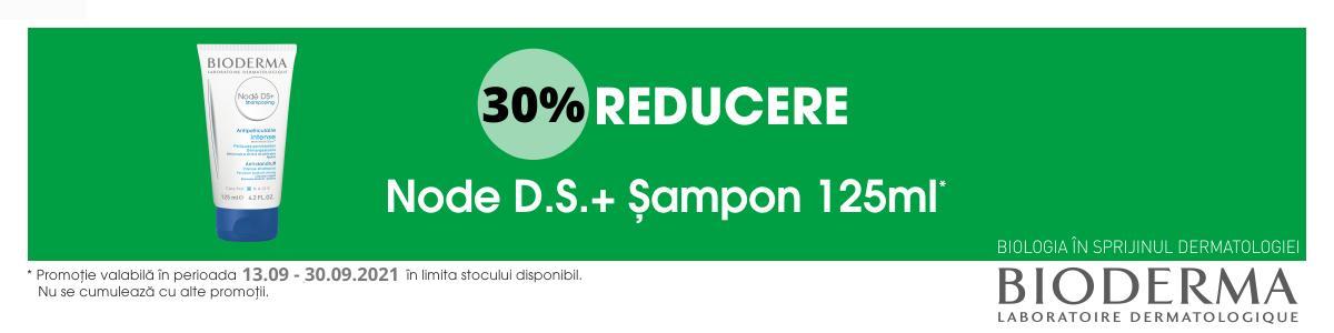 Node DS+ 30% Septembrie