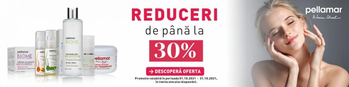 Promotie Pellamar Pana La 30% Reducere Octombrie