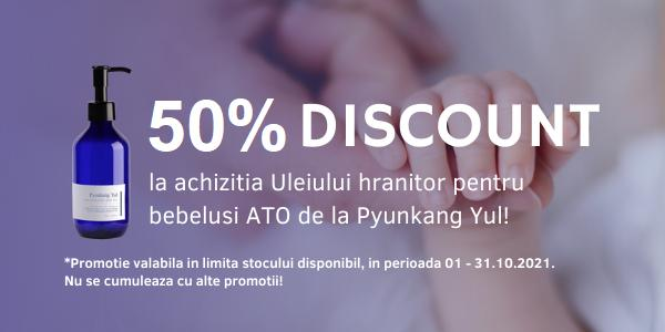 Promotie Pyunkang Yul 50% Reducere Octombrie