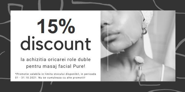 Promotie Rola Pure 15% Reducere Octombrie