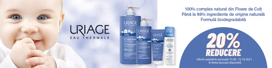 Uriage 1ere 20% Septembrie-Octombrie